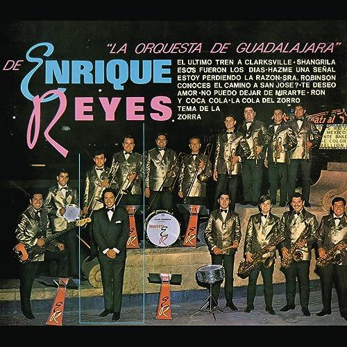 La Cola del Zorro de Enrique Reyes Y Su Orquesta en Amazon ...