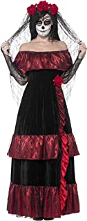 Women's Day of The Dead Bride Costume