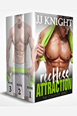 Reckless Attraction: The Complete Series: A Contemporary MMA Sports Romance (Uncaged Attraction Book 3) Kindle Edition