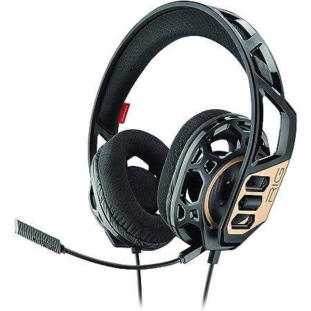 Plantronics Rig 300 Hs Gaming Headset Ps4 Schwarz Computer Zubehör