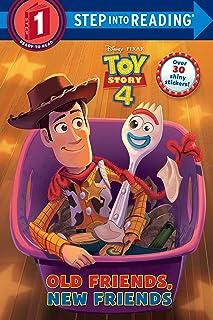 Old Friends, New Friends (Disney/Pixar Toy Story 4)