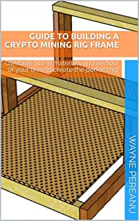 Guide to Building a Crypto Mining Rig Frame: Combine $10 in materials and an hour of your time to create the perfect rig!