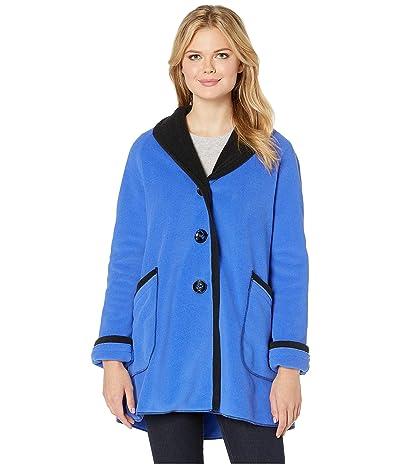 Janska Chloe Coat (Cobalt) Women