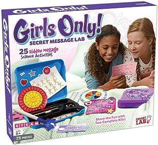 SmartLab Girls Only Secret Message Lab Toys