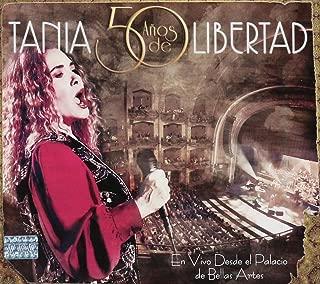 50 Años De Libertad : En Vivo Desde El Palacio De Los Deportes