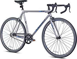 Takara Oni Single Speed Drop Bar Fixie Road Bike, 700c, Large