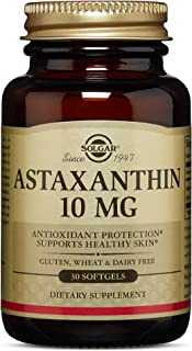 Solgar Astaxanthin 10 Mg (Double Pack) Softgels