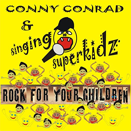Rock Conrad For Childrenkidz Your Conny VersionBy MqUpSzGLV