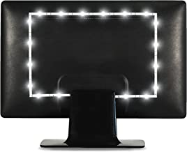 Luminoodle Bias Lighting, Backlight Kit for Monitors up to 24