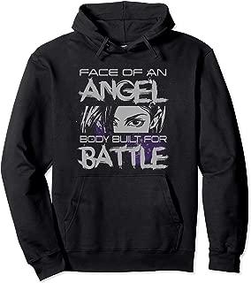 Alita: Battle Angel Face of an Angel Pullover Hoodie