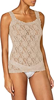 hanky panky Women's Signature Lace Unlined Camisole - Brown