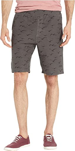 Nash Westward Print Shorts