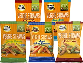 are veggie straws vegan