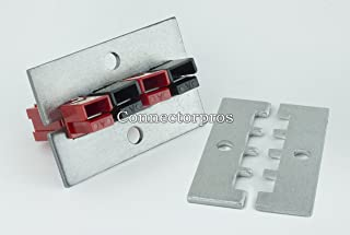 Anderson Power Pole Mounting Clamp for 15/30/45 Amp Connectors 1462g3.