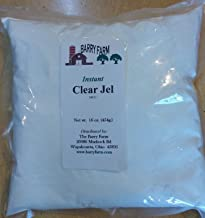Instant Clear Jel, 1 lb.