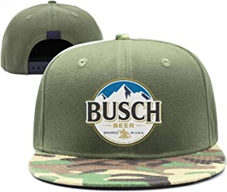 Personalized Busch-Beer-Logo- Sun Hats Sports mesh Cap