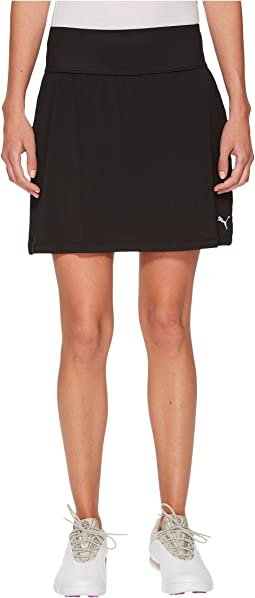 PUMA Golf PWRSHAPE Solid Knit Skirt
