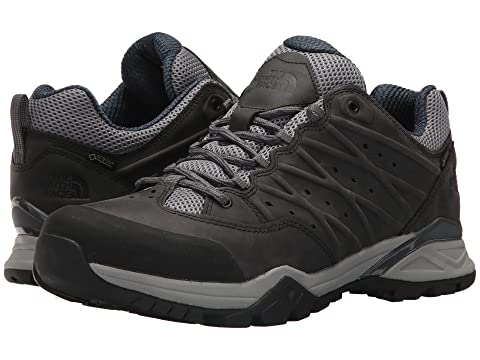 The North Face HIKE GTX II - Walking shoes - zinc grey/shady black Z45kYgCr5P
