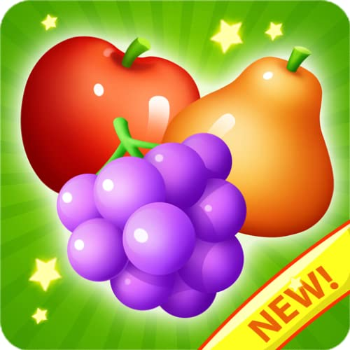 Fruit Land   fruits and vegetables match 3 puzzle Free games