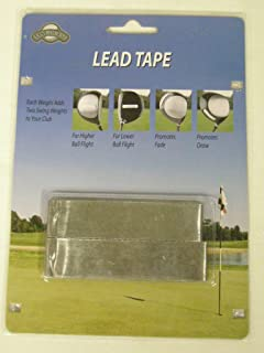 Best lead tape on driver Reviews