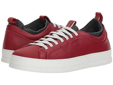 Z Zegna Imperia Elasticized Slip-On Sock Sneaker