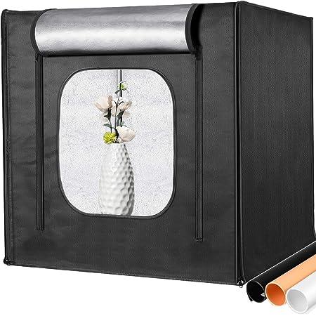 Neewer Professionelle Foto Lichtbox Set 20x20 Zoll Kamera