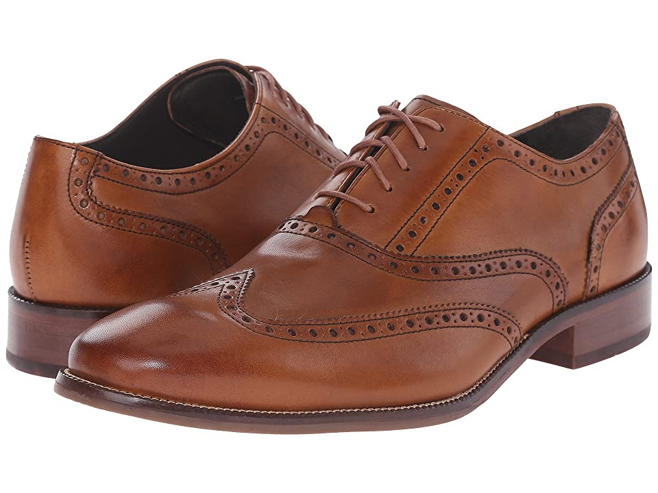 Cole Haan Williams Wingtip (British Tan) Men