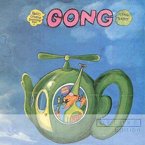 Flying Teapot (Deluxe Edition) de Gong en Amazon Music - Amazon.es