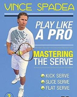 ATP Pro Vince Spadea's, Play Tennis Like A Pro, Vol. 3 Mastering the Pro SERVE