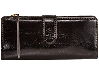 Hobo Roman (Black) Wallet Handbags