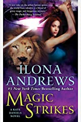 Magic Strikes (Kate Daniels Book 3) Kindle Edition