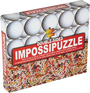 Golfballs and Tees Jigsaw Puzzle