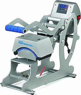 Hotronix Cap Heat Press Auto Open MADE IN USA - Heat Transfer Press Machine Built To Last!