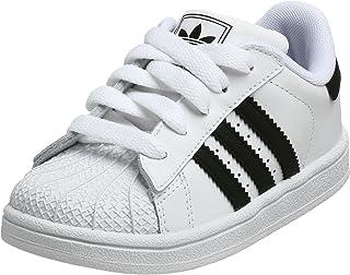 adidas Originals Superstar 2 Sneaker (Infant/Toddler)