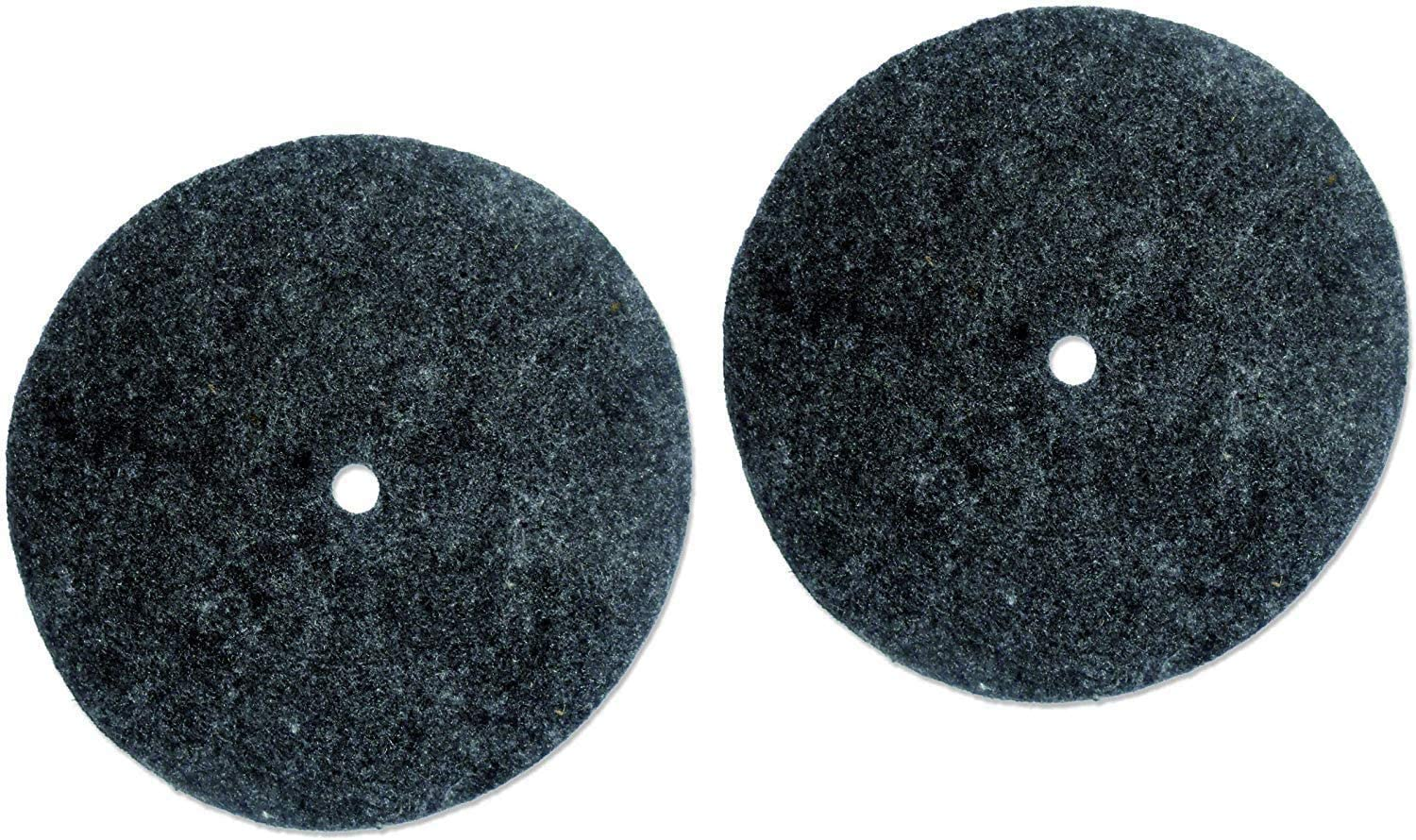 Koblenz 6 Inch Bombing new work Felt Buffing # Pair Part Max 89% OFF 45-0103-7 Pads