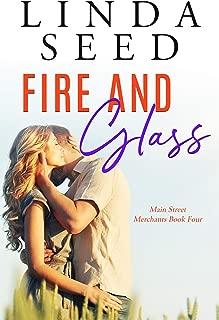 Fire and Glass (Main Street Merchants Book 4)
