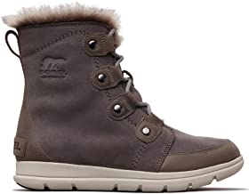 Sorel - Women's Explorer Joan Waterproof Insulated Winter Boot