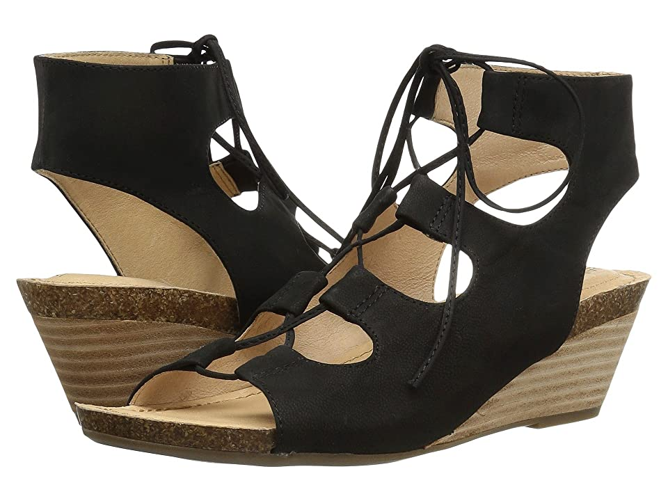 Me Too Adam Tucker Tami 8 (Black Nubuck) Women