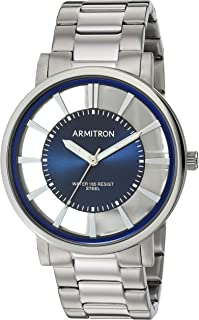 Armitron Men's Black Bracelet Watch