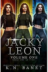 Jacky Leon: Volume One (Jacky Leon Volumes Book 1) (English Edition) Format Kindle