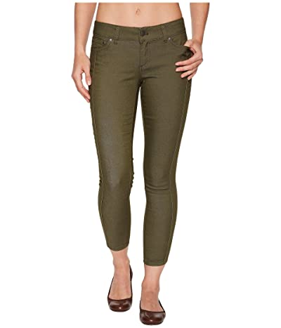 Prana Carlotta Crop (Cargo Green) Women