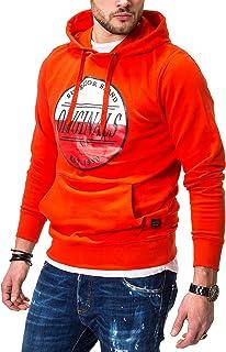 2f99c4cc51 Amazon.it: red jack - Felpe con cappuccio / Felpe: Abbigliamento