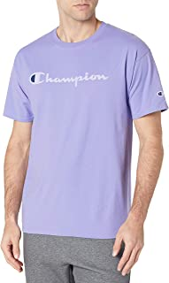 Champion Mens GT23H Classic Graphic Tee Short Sleeve T-Shirt