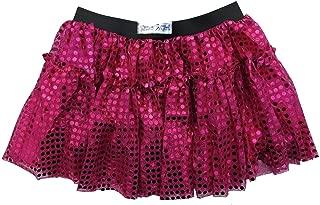 Women's Sequin Sparkle Running Skirt | Sparkle, Costume, Glitter, Princess 5K Run