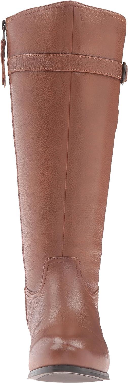 Trotters Women's Lyra Boot, Cognac, 6 W US