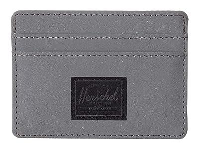 Herschel Supply Co. Charlie RFID (Silver Reflective) Wallet Handbags