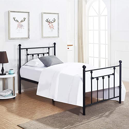 3f7bb591f47a8 Twin Bed Frame Dimensions  Amazon.com