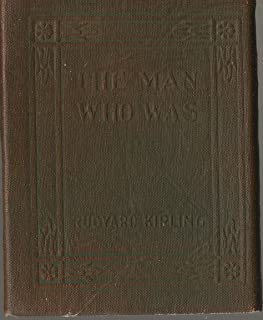 The Man Who Was (And Other Stories); Little Leather Library; Green Redcroft Edition
