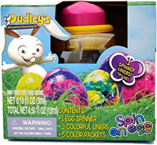 Dudley's Spin and Egg Decorating Kit
