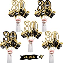 Best centerpieces for 30th birthday Reviews